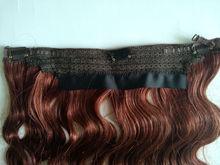Wholesale China virgin permanent lace dollie weave hair extension