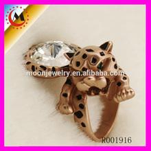 Site ALIBABA amo meu cão anel barato uma pedra ouro anel cão