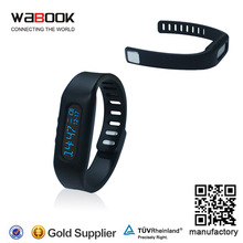 promotional gift wireless activity tracker with app on android/iphone