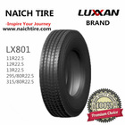 LUXXAN Truck tire TBR 295/80R22.5 with low price