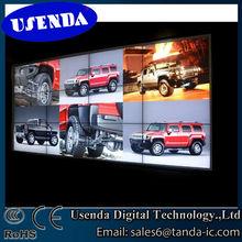 cheap price samsung original panel seamless display background video wall tv