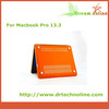Plastic Material and Laptop crystal case Type Hard Case Cover for for macbook pro hard case
