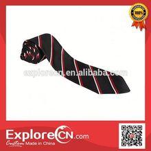 Fashion custom twill print custom print silk tie