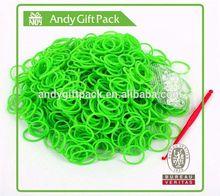 rubber band ball hair bands