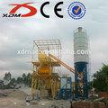 Hzs60/hzs50 de hormigón pretensado de hormigón equipo de mezcla