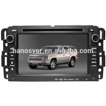 HANOSVOR GMC Sierra/Acadia/Yukon car dvd player radio gps navigation system