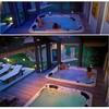 2014 hot sale sex Outdoor Balboa system sex aqua massage spa for 5 Person hot tub spa SR832 sexy massage spa