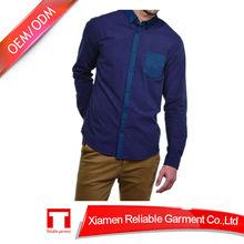 High quality latest shirt designs for men xiamen reliable garment co ltd