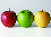 Green Fresh Apples