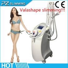 Infrared laser heating +Roller Massage+Vacuum+bipolar RF /vacuum negative pressure