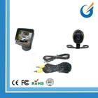 Car Rear View Camera and Monitor Mirror for Parking