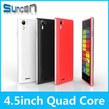 Very cheap 3g android smart phone 1gb ram dual sim mobile Quad-Core MT6582 WIFI GPS 3G