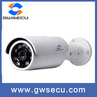 gwsecu 2014 hd viewerframe mode refresh network 1.3mp 720P excellence in networking video 3x IP amazing bullet security Camera