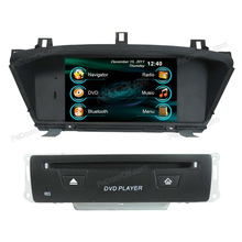 Touch screen car gps navigation car audio system car dvd player with Bluetooth/High sensitivity Radio for Honda Odyssey