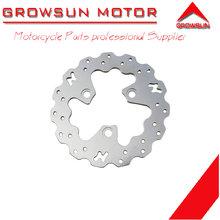 180mm motorcycle NCY performance DIsc Brake Pad