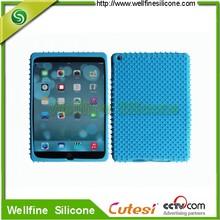 New design for ipad silicone case cover