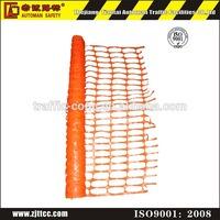 color plastic orange garden safety fence