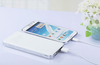 mobile power supply 12000mAh power bank with dual USB