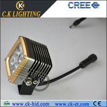48w led truck work light black housing