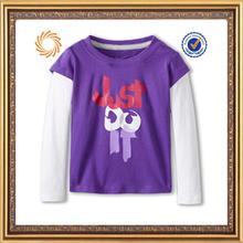 100% cotton cheap blank t shirt for kids