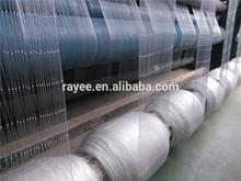 super nylon multifilament double knotted fishing nets fishing nets round /barata red de pesca de nylon / china red de pesca
