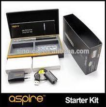 Wholesale Aspire starter kit Aspire K1 Glassomizer plus CF G Power battery Aspire Starter Kit ego aspire premium kit