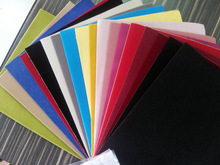 self adhesive velvet fabric for printing and packing