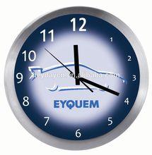 gear wheel western style wall clock