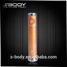 2014 High quality 18350 battery vv vw e cig mod Torch mod hookah pen vaporizers mod