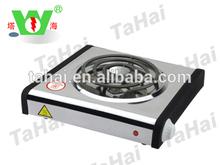 Electric single hot plate in new design (TH-01E)
