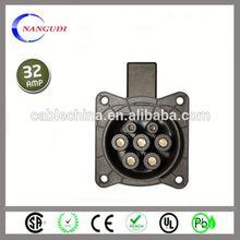 saej1772 plug cover