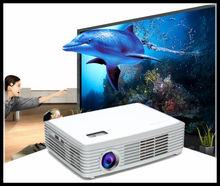 professional projector full hd / full hd mini projector / hd 3d led android projector