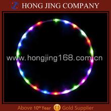 Led hula hoop, lighted hula hoop,led glow hula hoop
