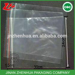 china hot sales plastic bag silver custom printed zip lock bag
