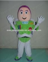 fábrica de venta directa para adultos de halloween navidad buzz lightyear toy story mascota traje traje de fiesta de lujo de cosplay traje de vestir
