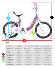Royalbaby kid bike with training wheels used in japan