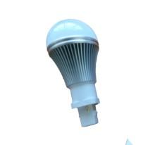high quality G24 GX10Q e27 base led bulb G24