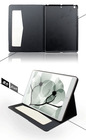 with sleep function leather case for IPAD MINI