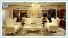 customized oem rattan corner sofa blue aqua high quality