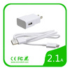 Universal 2.0 Amp Micro Home Travel Charger for Samsung Galaxy S3/S4/Note 2