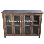 2014 Hot Sale Latest handmade high quality Wooden Furniture Showcase