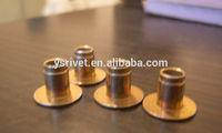 higher quality sensor rivet , tubular step rivet