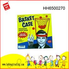 basketball case, headband hoop game