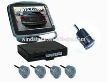 Wireless car rearview mirror radar detector car Parking sensor