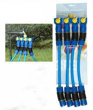 4 Way Garden Hose Water Tap Connector Adapter Splitter
