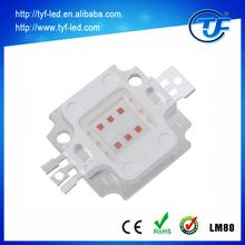 Multi-color be choosed led light source for 5w chip led grow light
