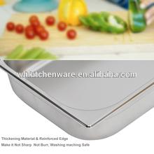 LFGB & NSF Approve Heavy Duty Stainless Steel gn pan kitchen water heater