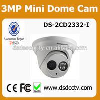 hikvision cute webcam ip66 ir camera DS-2CD2332-I