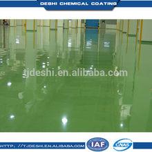 Factory price epoxy resin concrete floor paint