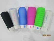 2014 new product silicone made solar powered charger